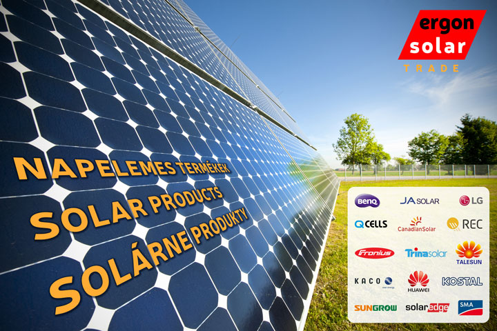 Trading of Solar Products
